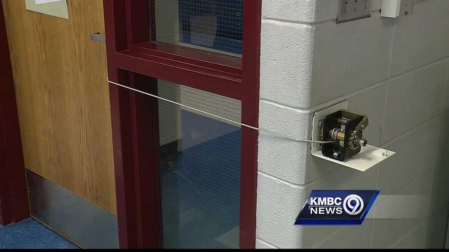 Harrisonville Schools Installing Additional Unique Locks