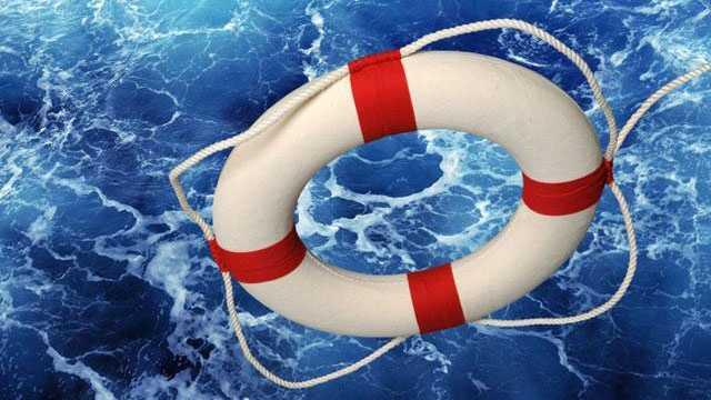 Lifesaver, drowning