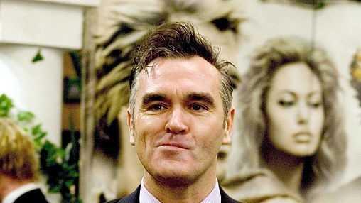 one-named celebs - Morrissey