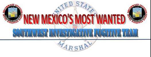See the 22 most wanted fugitives in New Mexico as listed by the U.S. Marshals in the New Mexico district.