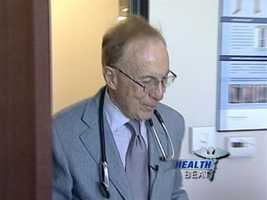 Dr. Ramo has been seeing patients for decades. He said he values the doctor/patient relationship.
