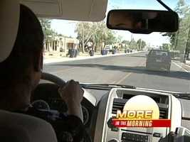 Action 7 News tracked down where to go to get the least expensive gas around Albuquerque.
