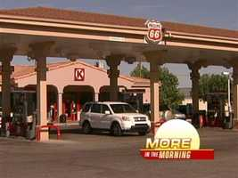 If you don't have a membership to either place, then the Phillips 66 off Roy Avenue and Interstate 25 has their gas priced at $3.61 for unleaded.