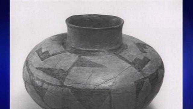 1,000-year-old pot found by teens