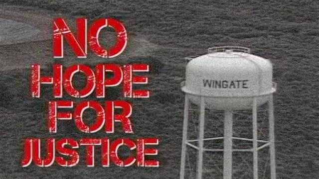 Jurisdiction an issue in Fort Wingate