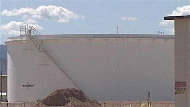 Update On Kirtland Fuel Leak