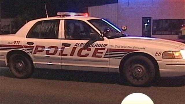 Albuquerque Police Department car