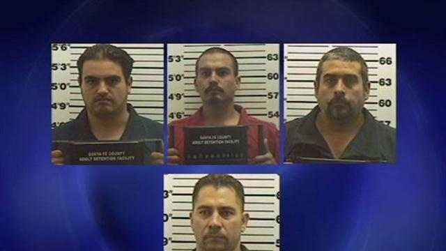 A major drug dealing organization is busted by the FBI in Santa Fe.