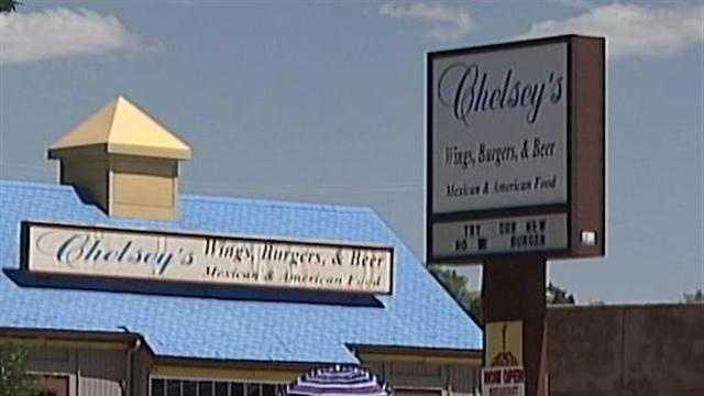 Chelsey's Restaurant at 1140 Juan Tabo Blvd. NE