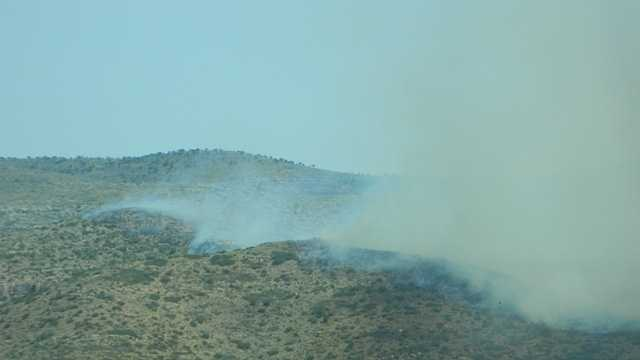 Horse Canyon Fire