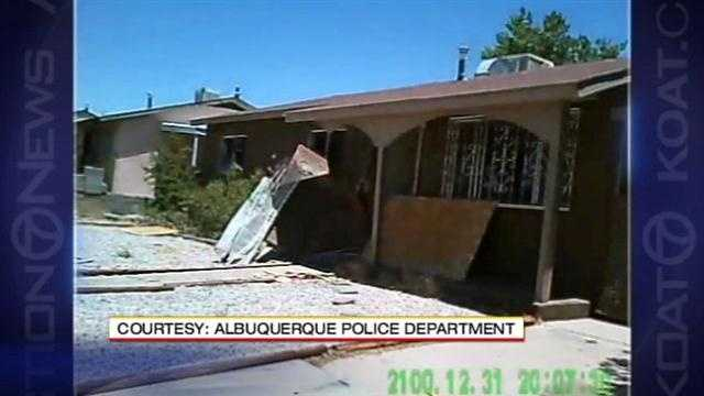Police dispute homeowner's claims, release video