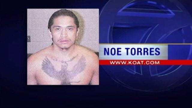 Noe Torres heading back to NM
