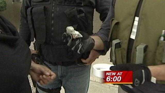 Teen dealt high-grade pot, police say