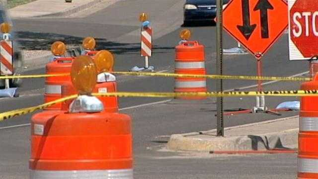 Businesses look to rebound after bothersome construction near the intersection of Wyoming and San Antonio.