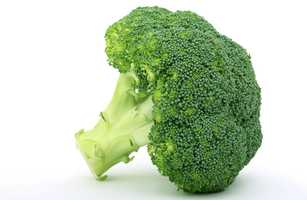 Vegetables in general are low in calories and high in fiber. They also provide lots of vitamins and minerals.