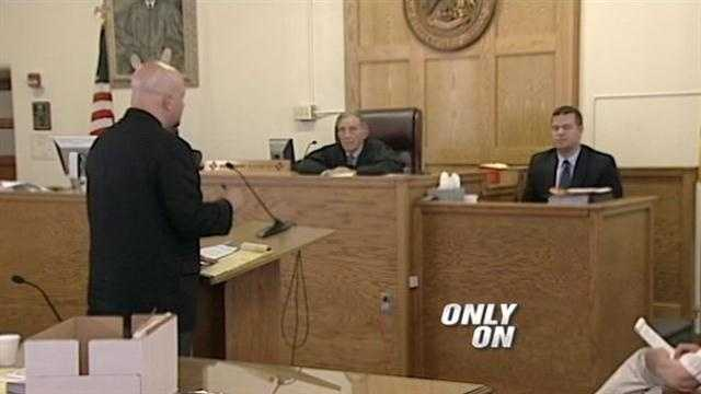 Defense grills detective in ex-deputy's trial