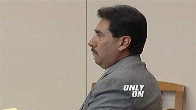 Former Isleta officer faces rape charges in trial