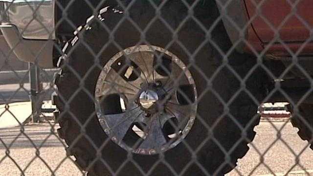 Crime Alert: Car Part Thefts A Problem