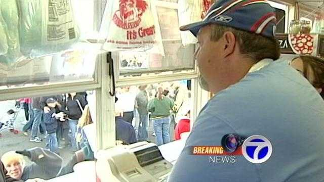 At least 12 vendors won't be at this year's Balloon Fiesta.
