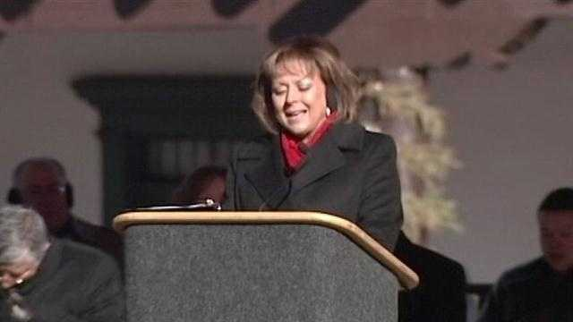 Gov. Susana Martinez is about to be in the national political spotlight.