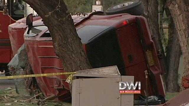Teen accused in fatal DWI crash