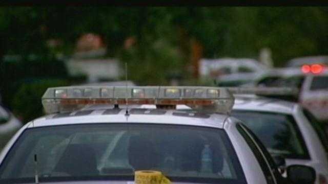 Albuquerque police shed light on a double murder suspect's violent past.