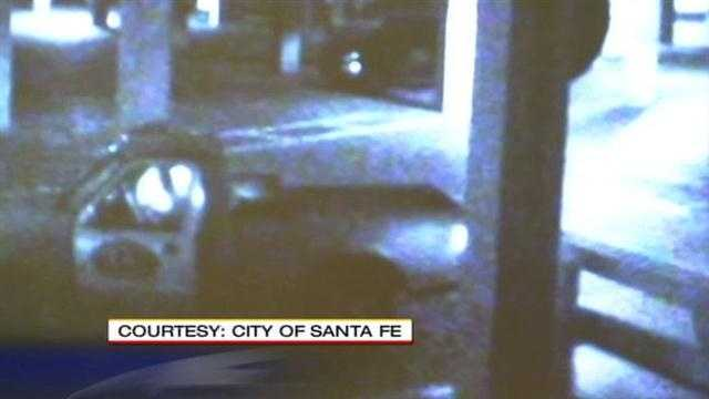 Police said two Santa Fe security guards admitted to stealing more than $1,000 from the city.