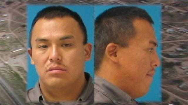 Authorities are seeking a suspect in a Gallup home invasion and rape.
