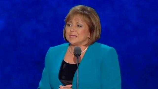 Gov. Susana Martinez at the RNC