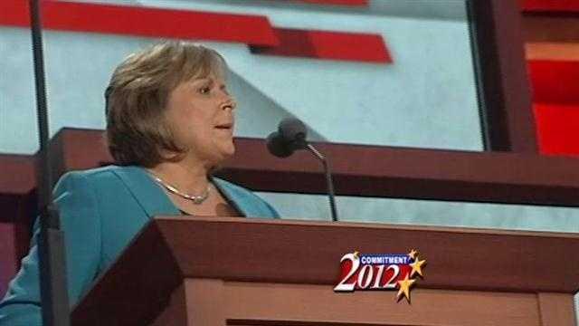 Martinez's RNC speech not aired in full