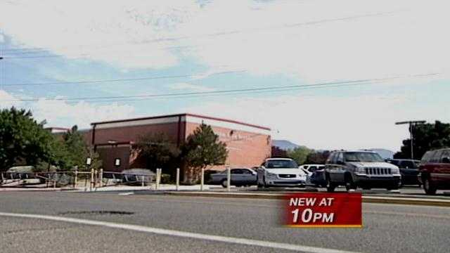 Sandia High School is saying no to all students that don't attend Sandia at school dances.