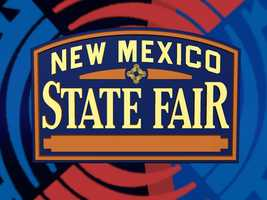 Flip through this slideshow to find out what's happening at the 2012 New Mexico State Fair, which runs from September 12 to September 23.