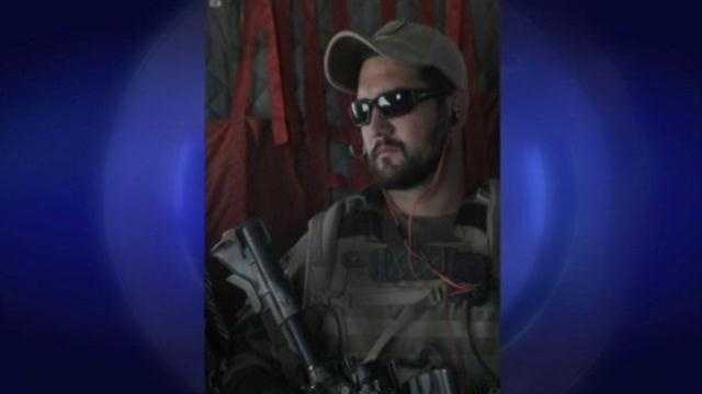 Eleven years after the attacks on Sept. 11, a New Mexico father prepares to bury his son who was killed days ago while serving in Afghanistan.