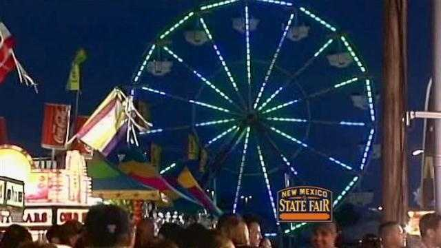 As you're enjoying the State Fair, the New Mexico State Police want to make sure you stay safe and away from any dangerous activity.