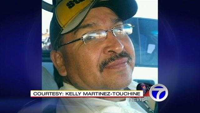 The life of a popular Native American jewelry maker was cut short on Monday.