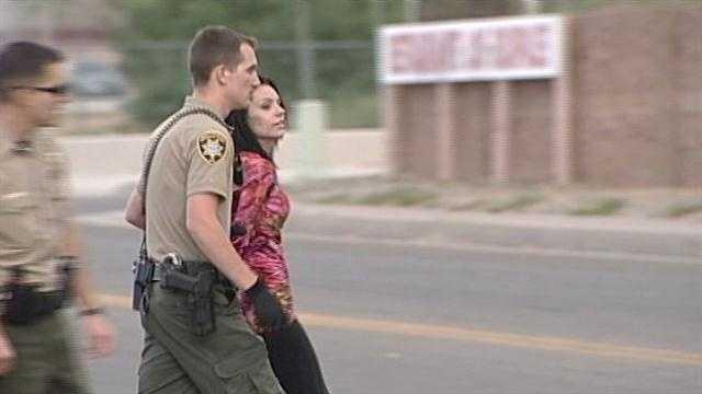 Amber alert arrest