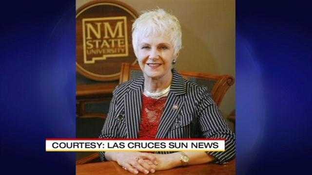 NMSU president