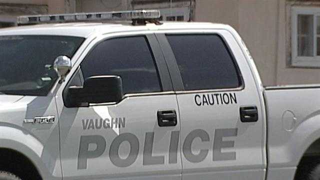 The Vaughan police chief resigned recently.