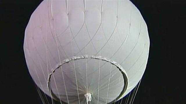 Helium shortage to affect Gas Balloon Race