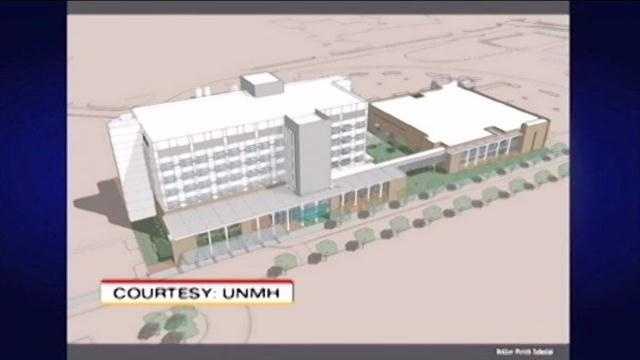 Public input sought on new hospital