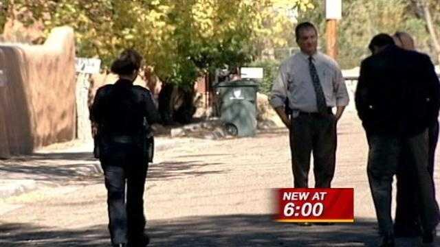 Santa Fe police investigate shooting, stabbing