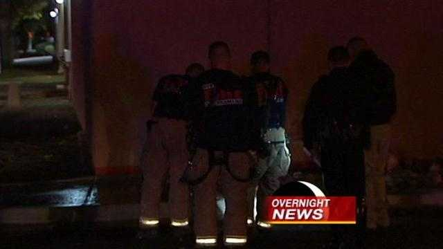 A speeding vehicle crashes into an Albuquerque Target store, leaving one person dead.