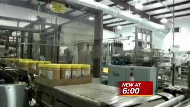 Federal officials said a New Mexico peanut plant is responsible for making dozens of people across the country dangerously sick.