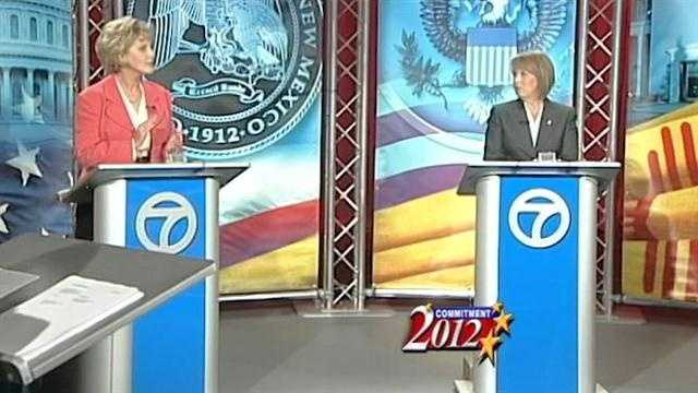 The First District Congressional Debate