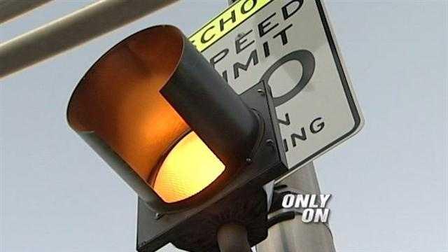 Drivers Not Following School Zone Laws