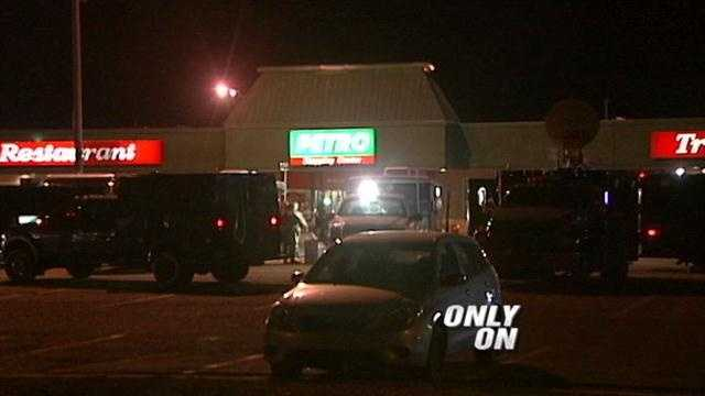 Situation at the Petro Travel Center near Grants, sends more than a dozen people to the hospital.