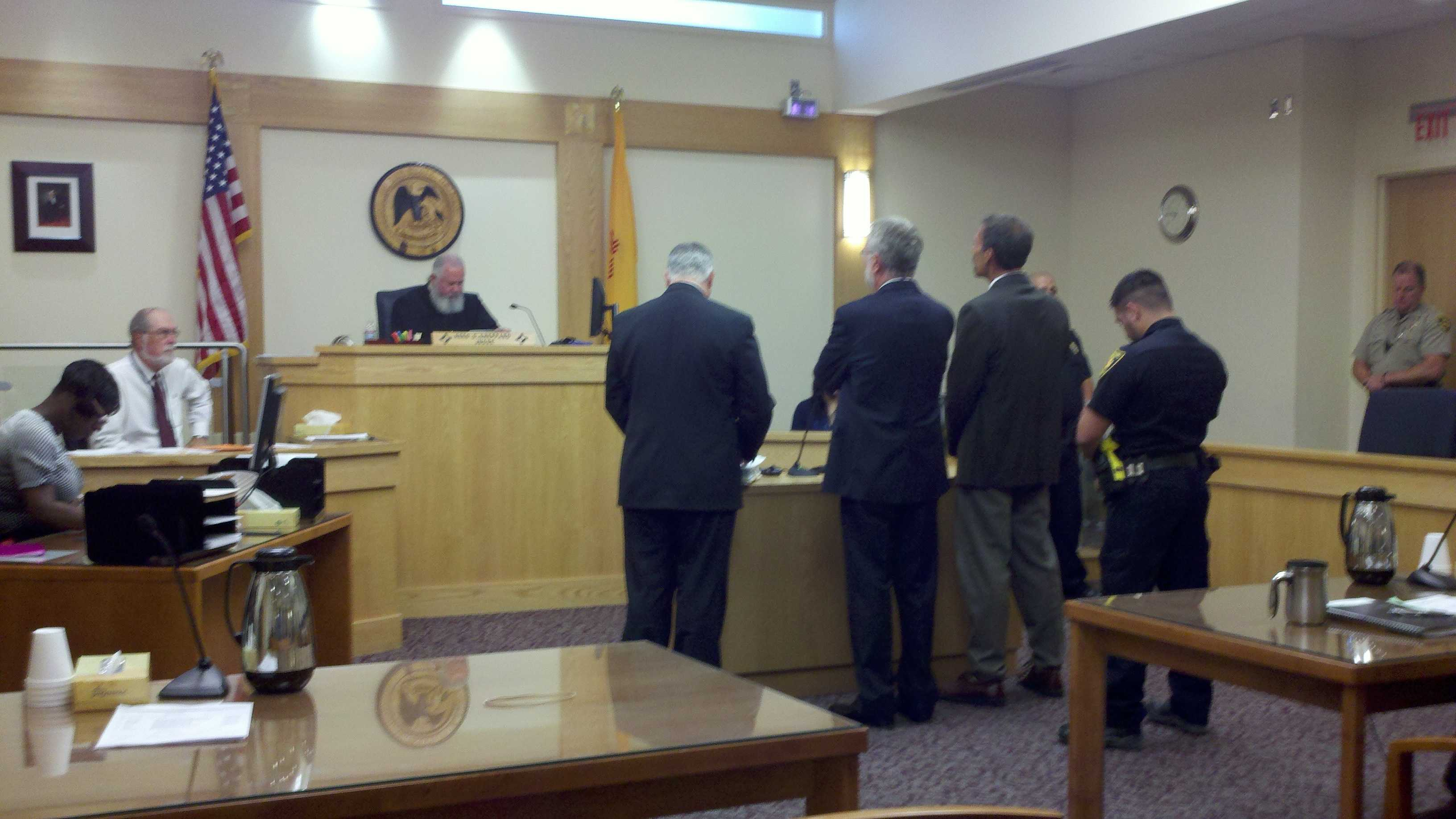 """""""Ether Man"""" in Court"""