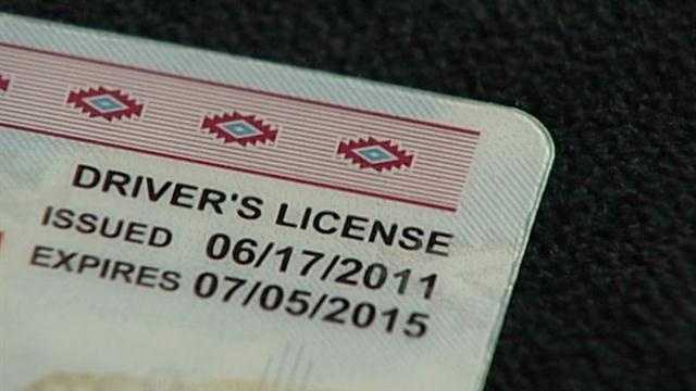 Fake NM License Arrests