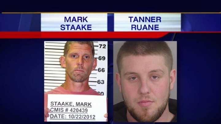112612 NM men in custody in murder-for-hire plot in Vt. - img