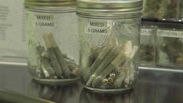 Legalization of pot in Santa Fe